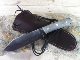 March 2012 - Lumberjack Toothpick - Blind Horse Knives -Monthly Special