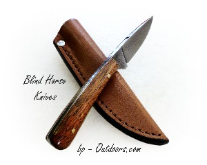 Blind Horse Knives - Monthly Special - August 2009