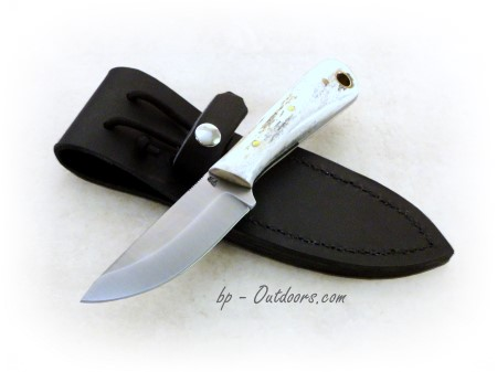 Blind Horse Knives: Hunter Pro - Elk Handles