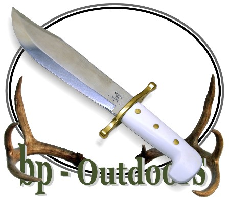 Case XX Bowie Knife White