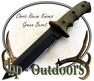 Chris Reeve Knives - The Green Beret Knife