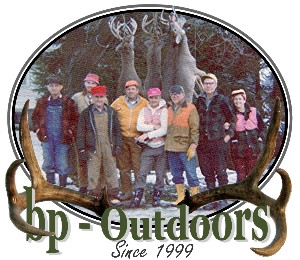 Deer Hunting - Ohio - 1974 - a great group of hunters.