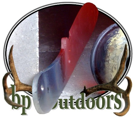 bp-Outdoors Knifemaking Skinner in the Forge - Bright Orange - Red Hot!