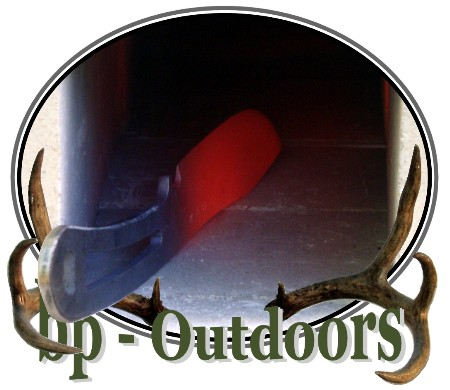 bp-Outdoors Skinner Knife in Heat Treat Forge