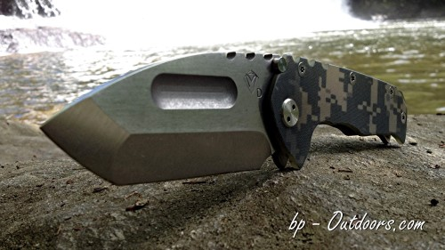 steve voorhis custom knife