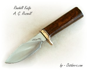 Randall Knife A. G. Russell Dealer Special