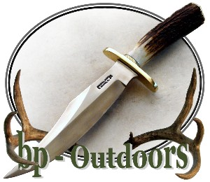 Randall Knife Model 12-8 Big Bear Bowie