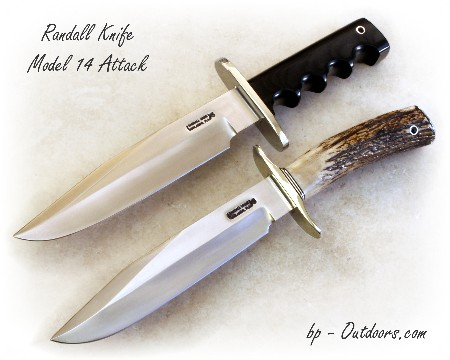 Randall Knife 14 Military Attack Fighter