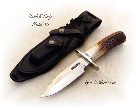 Randall Knife Model 15 Stag