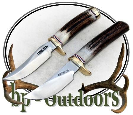 Randall Knife Model 21 Pair - Stag Handle
