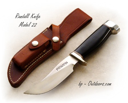 "Randall Knife Model 22 ""Outdoorsman"""