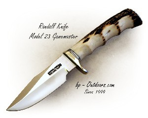 Randall Knife Model 23 Gamemaster