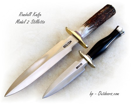 Randall Knife Model 2 Fighting Stiletto