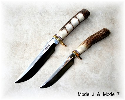 Randall Knife Model 3 and Model 7