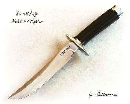 Randall Knives Model 3 Hunter Stag Handle