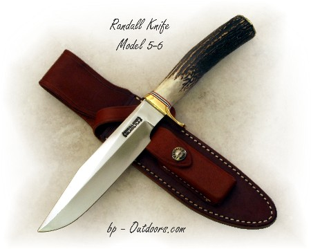 Randall Knife 5-6 Stag