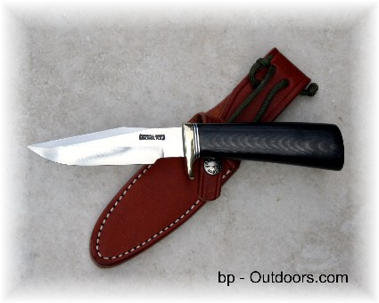 Randall Knives Model 8-4 Trout & Bird Knife