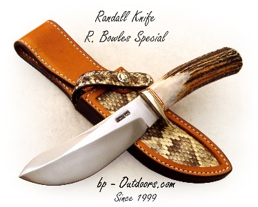 "Randall Knife ""R. Bowles Dealer Special"""