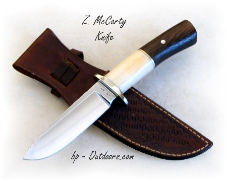 "Zolan McCarty Custom Knives - ""Z McCarty"" Knives"